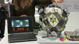 0.637 seconds - a new Rubik's Cube machine world record!