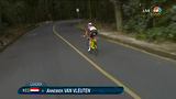 Dutch Cyclist Suffers Horrific Crash at 2016 Rio Olympics FULL VIDEO