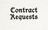 The Heidi and Frank Show: Contract Requests
